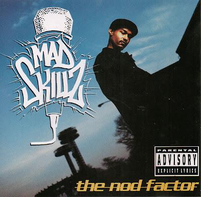 Mad Skillz – The Nod Factor (CDS) (1995) (FLAC + 320 kbps)