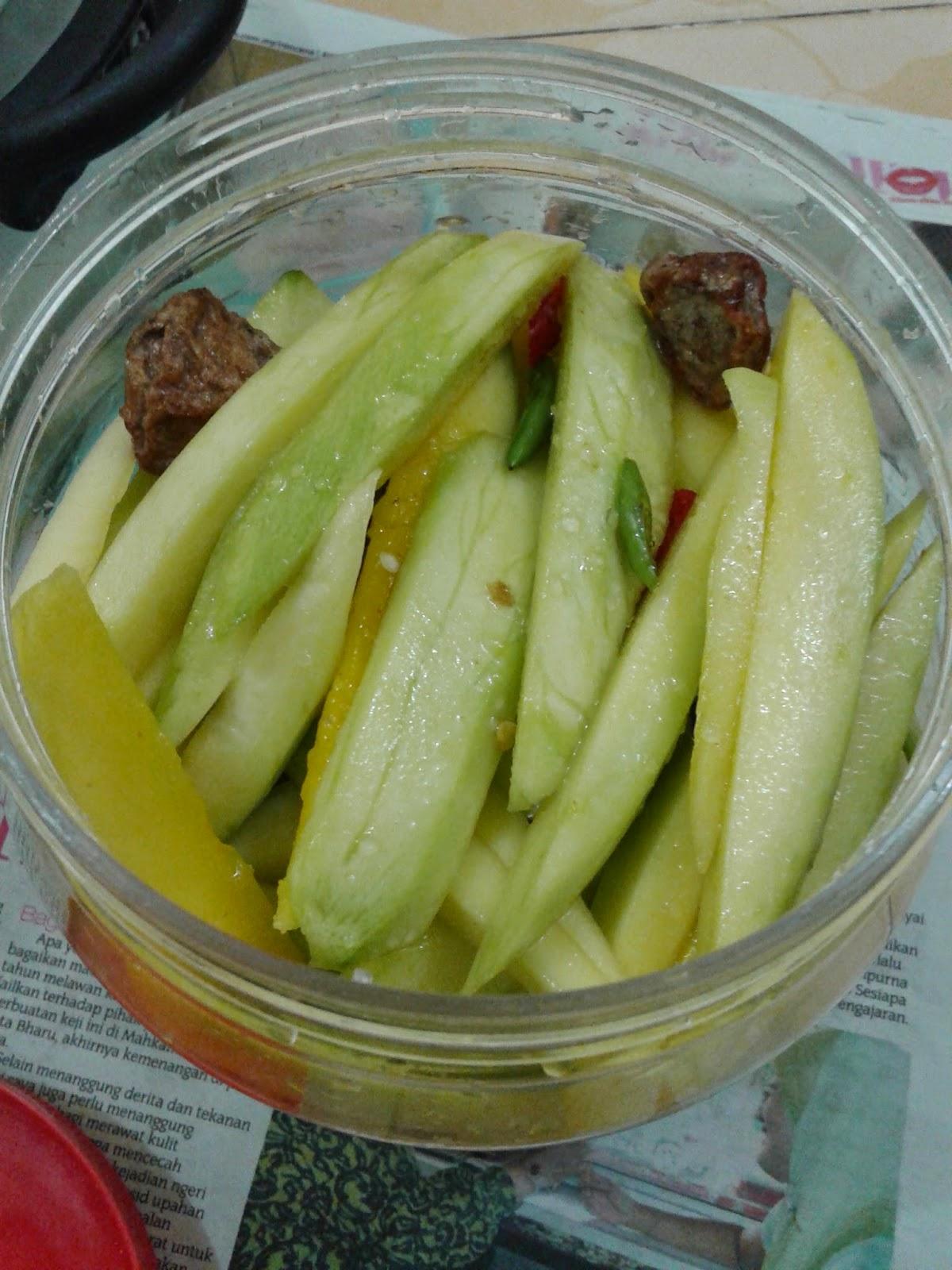 jeruk mangga asam boi