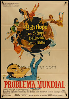 Argentina film poster for A Global Affair