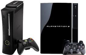 XBOX360 VS PS3 ps3 é melhor nos graficos