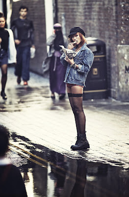Hyorin SISTAR Solo Beauty Love & Hate