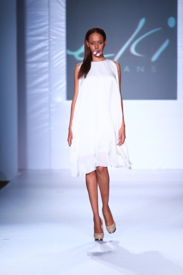 MTN  Lagos Fashion And Design Week 2012: Eki Orleans ciaafrique