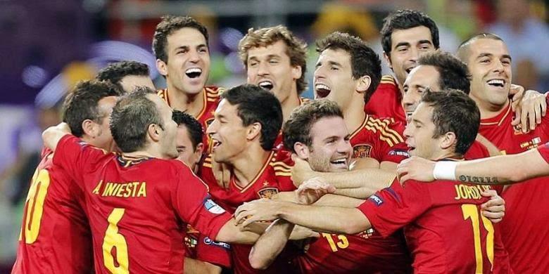 Spanyol Kalahkan Argentina dan Brasil untuk Skuad Termahal