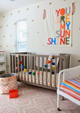 MATILDAS BRIGHT AND COLOURFUL NURSERY