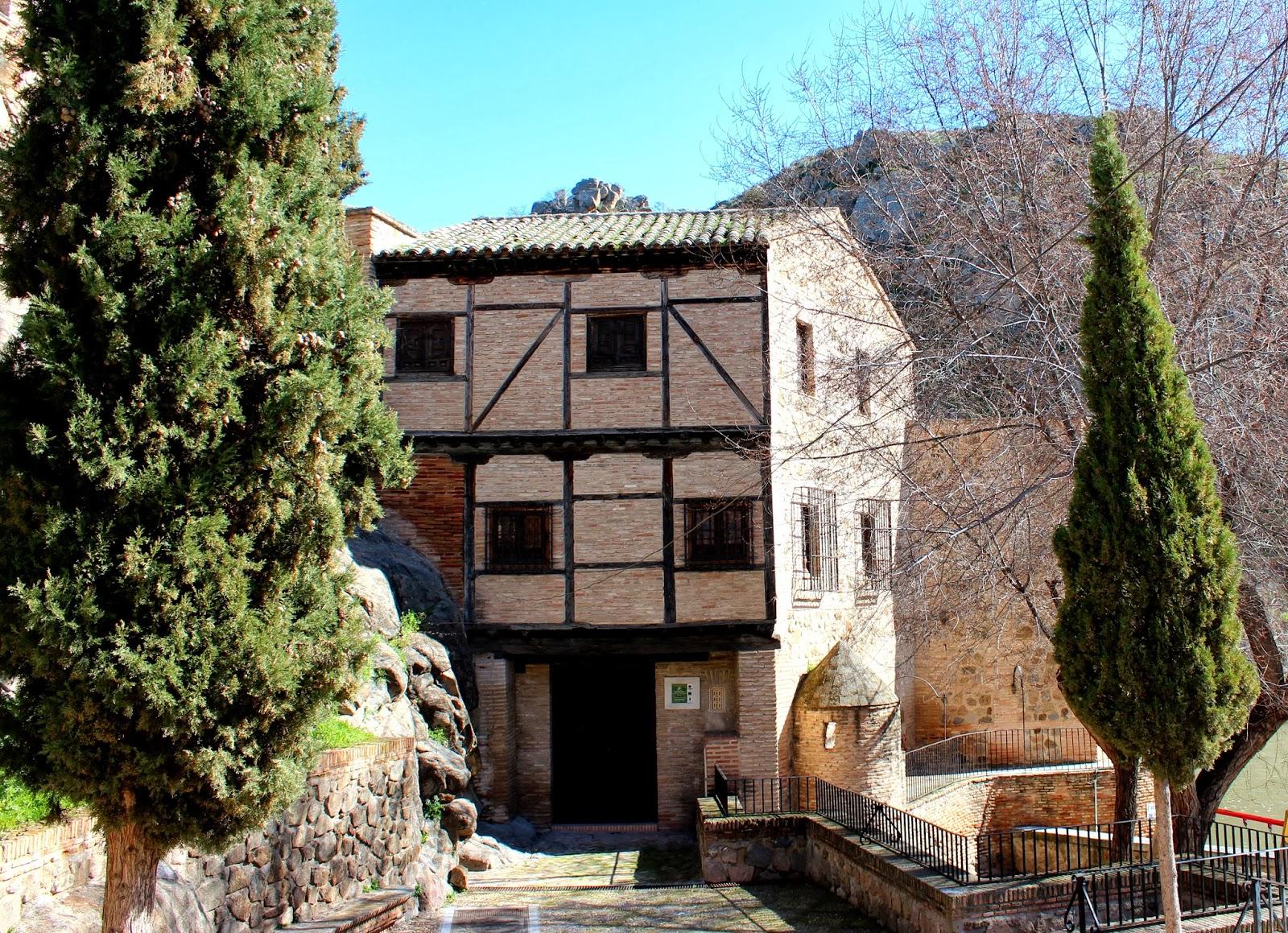 Casa del Diamantista en Toledo