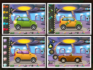 Car Garage Fun Free Android Game
