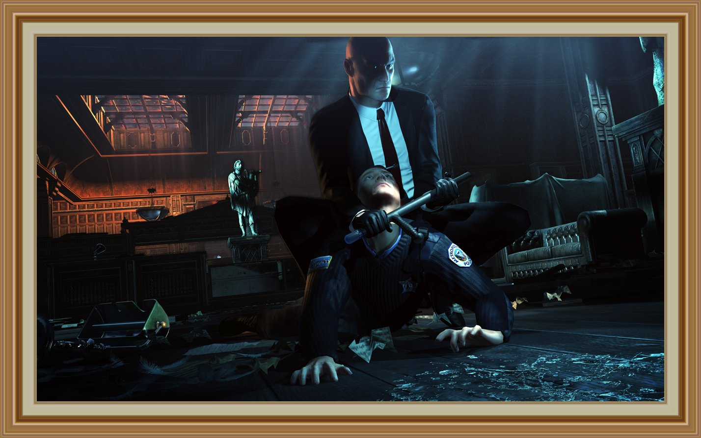 Hitman 5 Absolution PC Game Screenshot 3 By Farhankayani.Blogspot.com