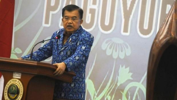 "Wakil Presiden Jusuf Kalla Berkata Kasus ""Papa Minta Saham"" Skandal Terbesar Zaman Ini"