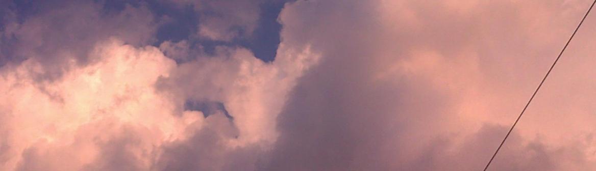 Cherry Blue Skies