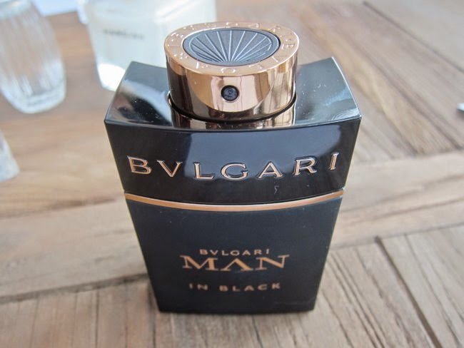 Bulgari Man in Black review