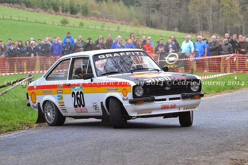 Rallye de Trois-Ponts 2014