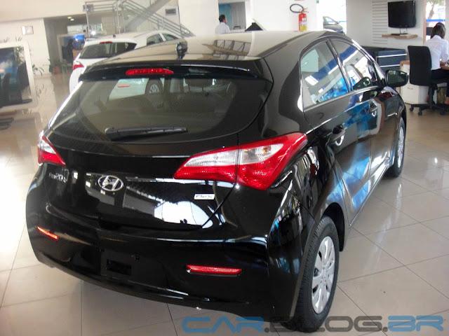 Hyundai HB 20 Preto Onix - Comfort Plus
