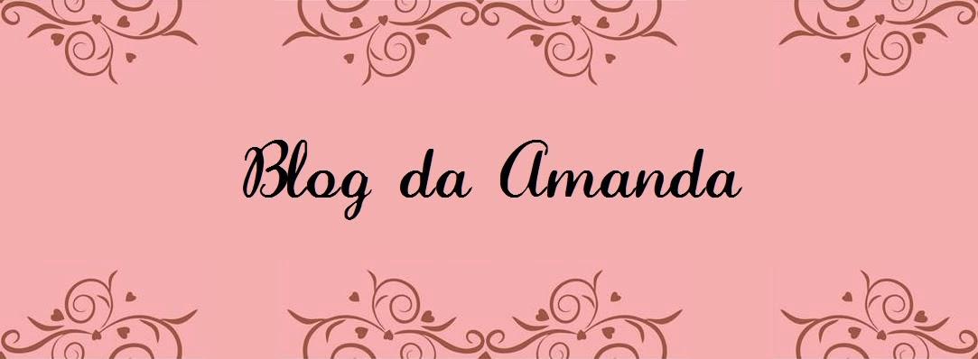 Blog da Amanda