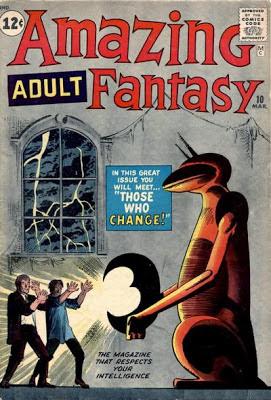 Amazing Adult Fantasy #10. Those who change