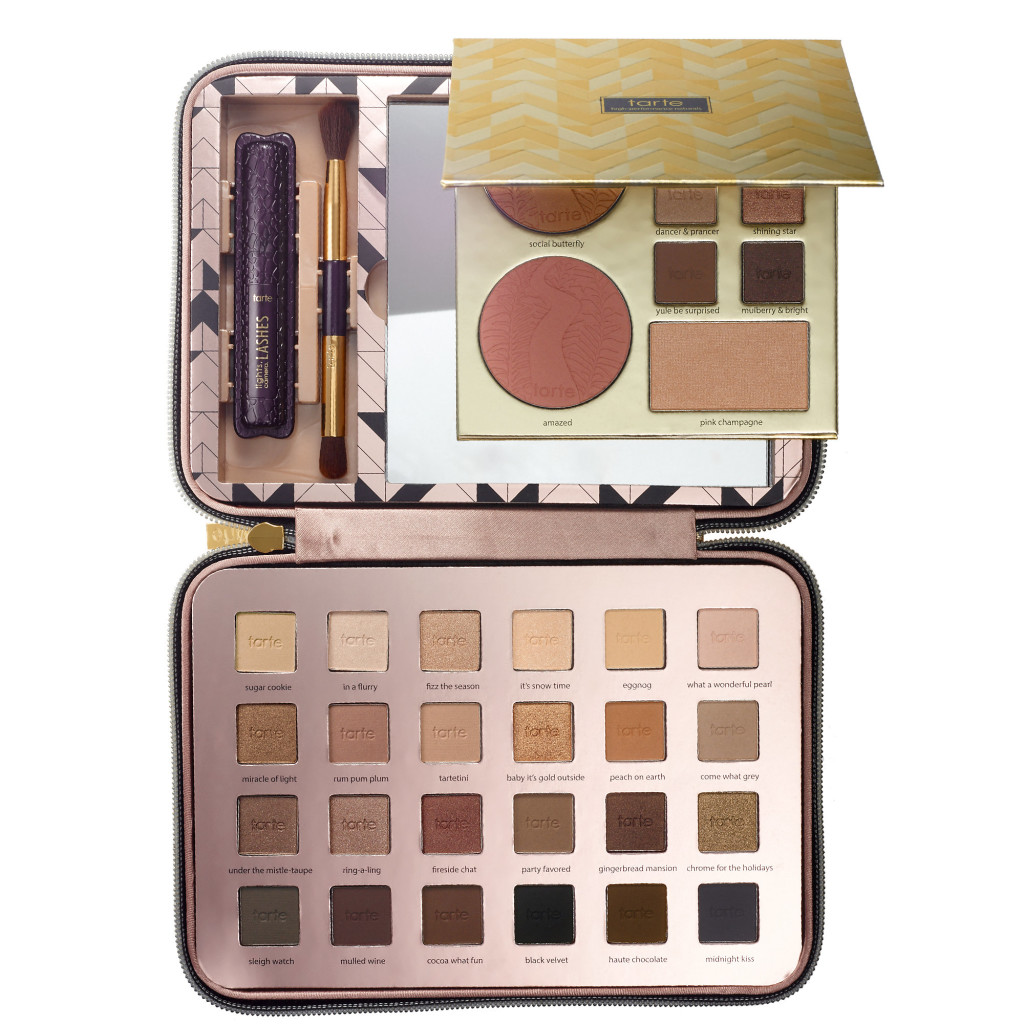 Unlock Your Best Tarte Holiday 2015 Limited Edition Light Of The Party Makeup Set