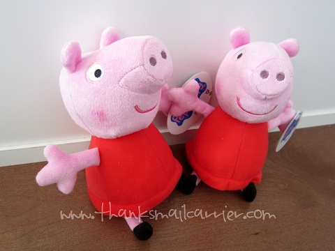Peppa Pig Mini Plush
