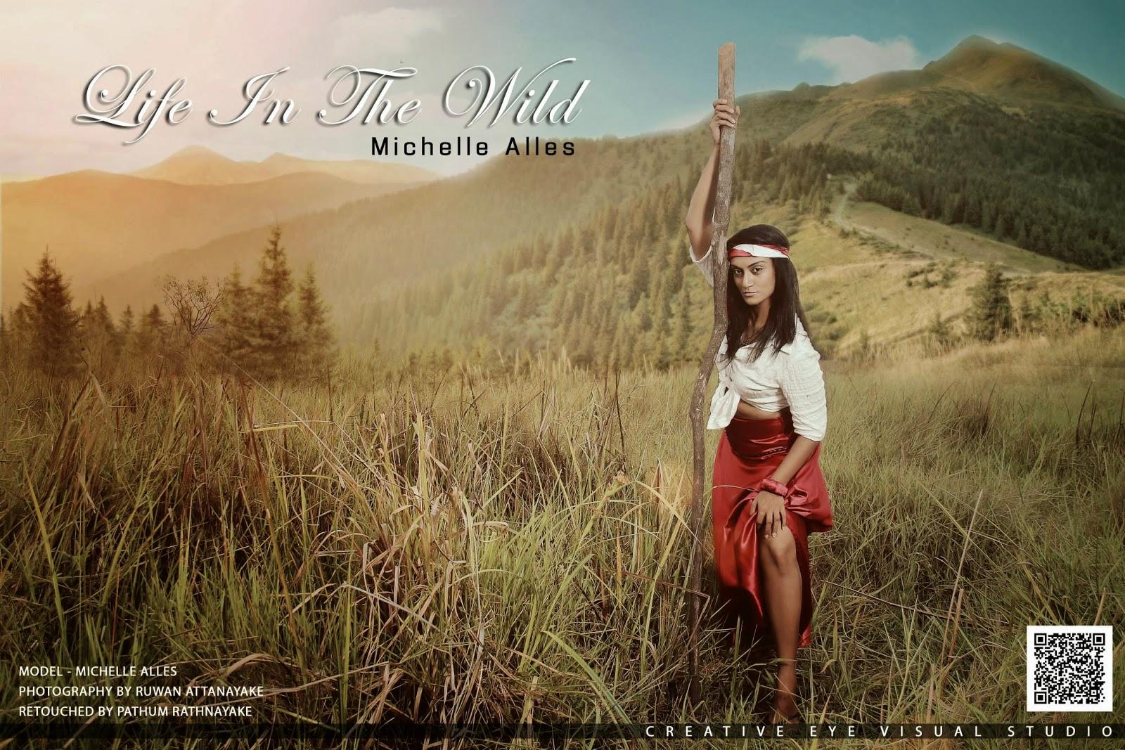 Michelle Alles sl model