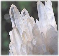 mineral de cuarzo