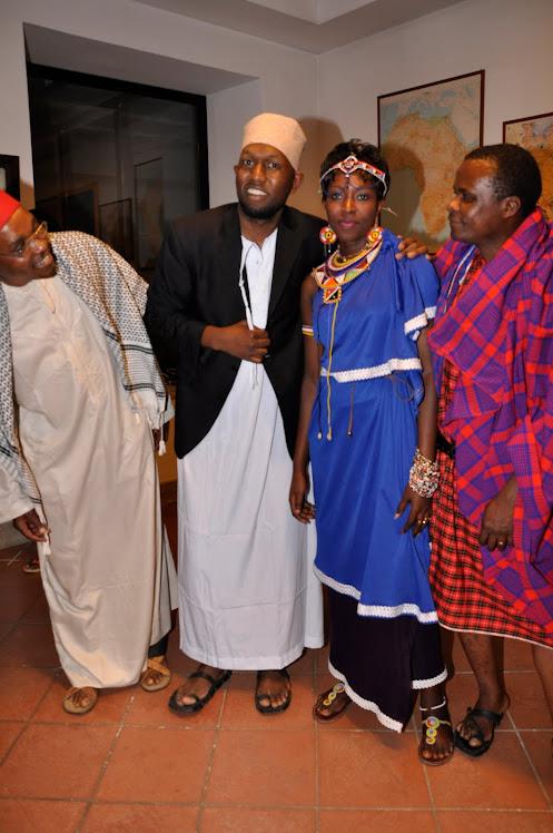 Sherehe ya Muungano na Utamaduni Rome 21 May 2011