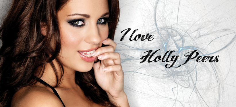 I love Holly Peers