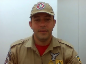 SARGENTO BM ALBERTO, DIRETOR DE BASE DA AMESE