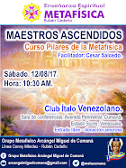 Conferencias en Cumaná