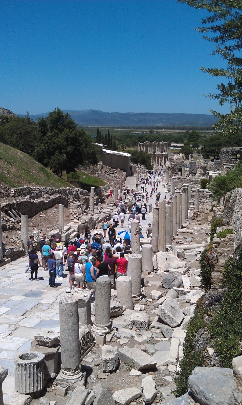 Common Denominator: Turkey Day 4: Ephesus and Laodicea