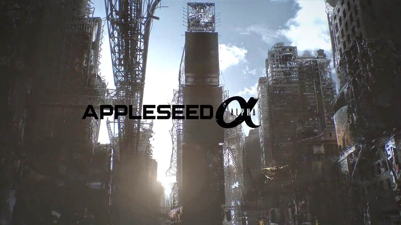 Appleseed Alpha (2014) S2 s Appleseed Alpha (2014)