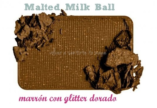 Too Faced Sugar Pop - Maltd Milk Ball