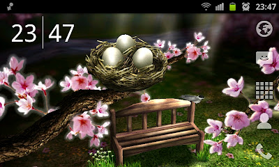 Season Zen HD live wallpaper for android
