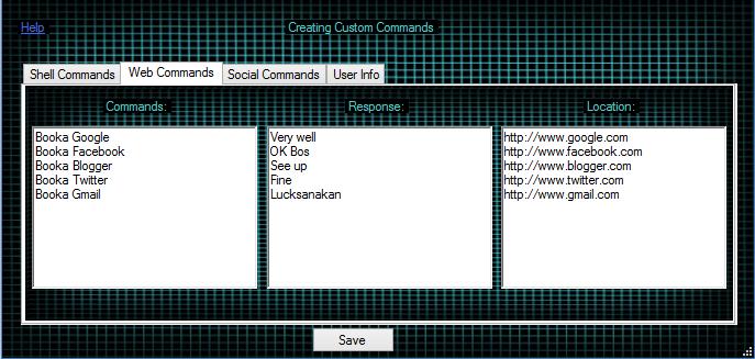 web+command