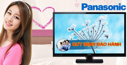 Quy định về bảo hành của Panasonic