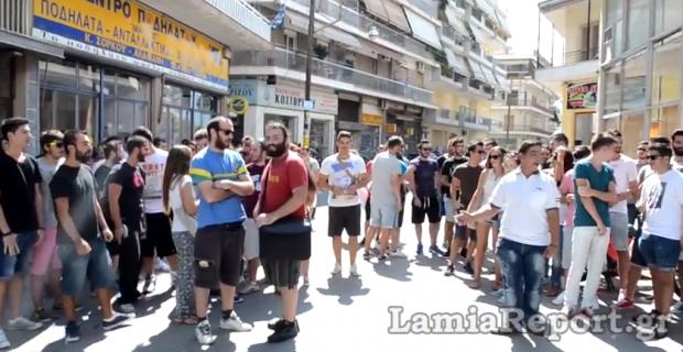 Χωρίς φαγητό χιλιάδες φοιτητές στη Λαμία1