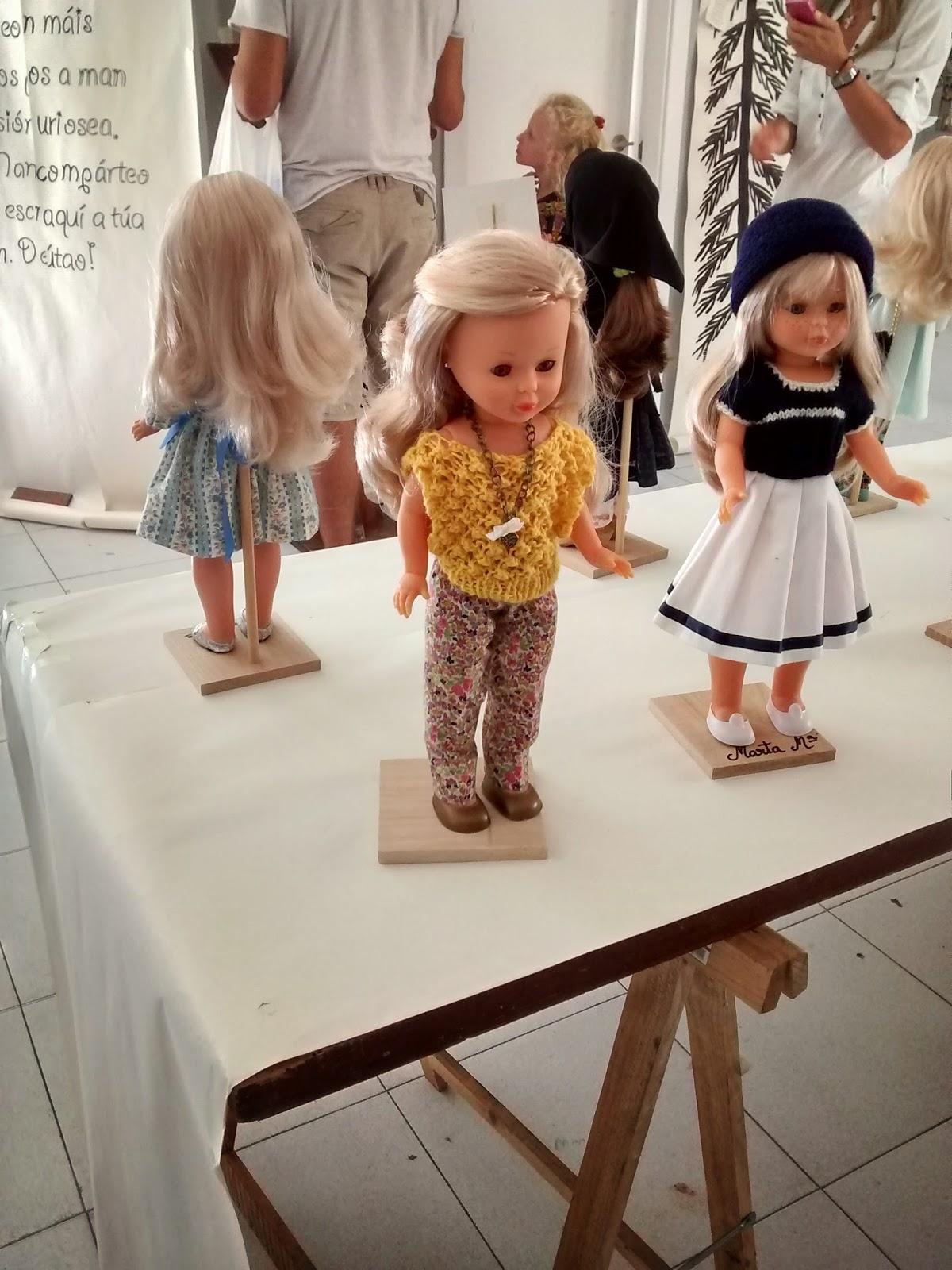 Nancy Exposición Ribadeo