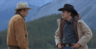 Brokeback Mountain, escena