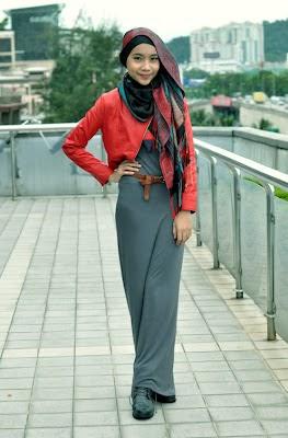 fashion Style hijab jilbab untuk remaja