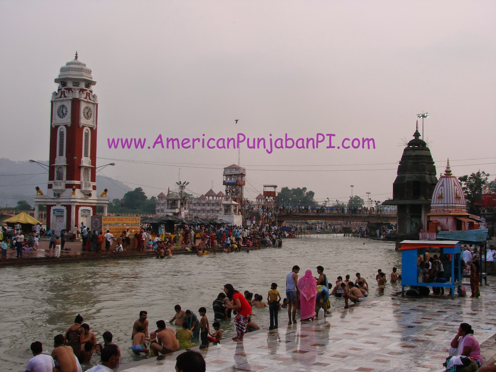 Haridwar India Ganga pilgrimage tourism
