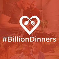 Join the #BillionDinners Campaign!