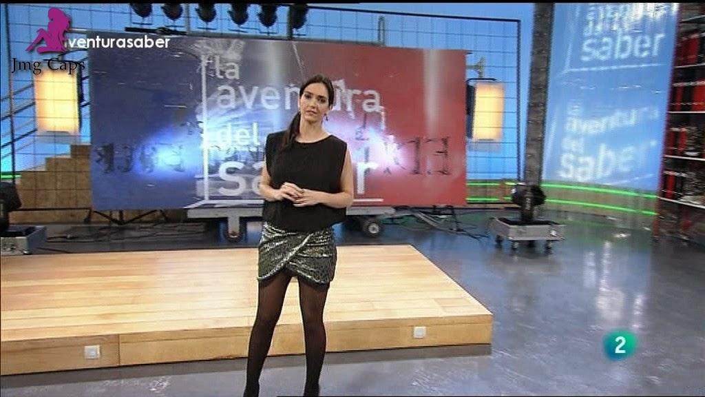 MARIA JOSE GARCIA, LA AVENTURA DEL SABER (25.02.15)