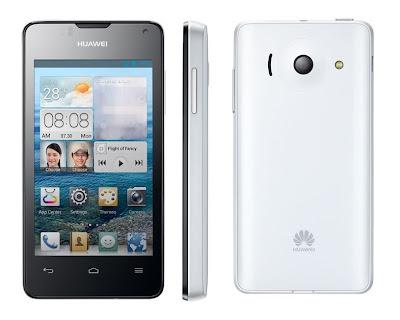 La nueva gama media de Huawei se llama Ascend Y300
