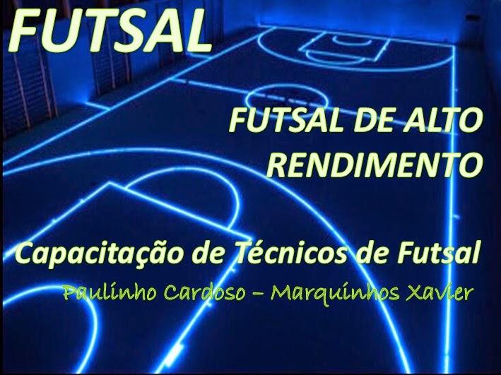 Capacitação de Técnicos de FUTSAL