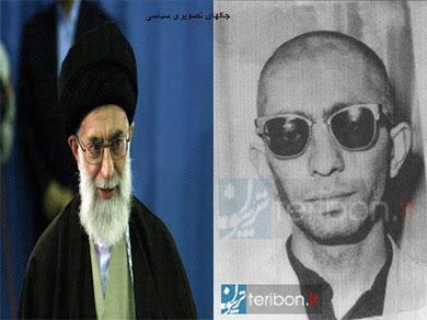 سید علی خامنهای معروف به علی گدا
