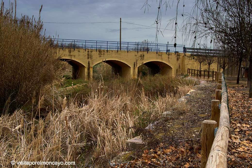 rio huecha comarca campo de borja magallón
