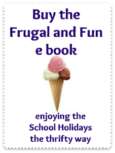 Buy Frugal and Fun, Enjoying the Holidays the Thrifty Way