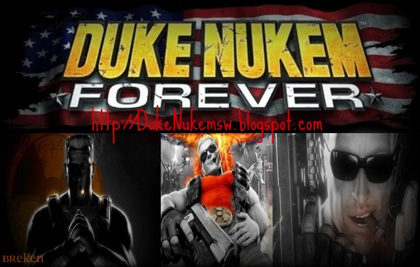 Duke Nukem Blog