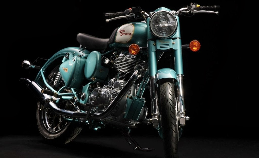 Royal Enfield Bullet C5 Military Bike Wallpapers