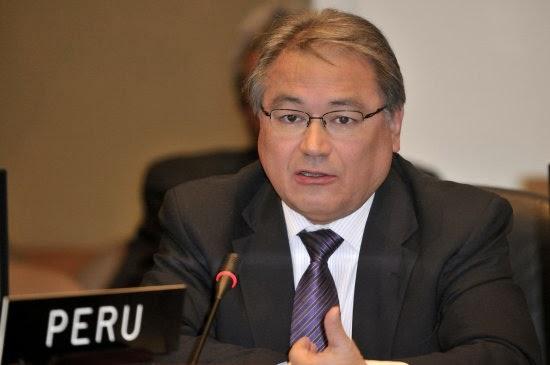 Noticia local walter alb n jur como nuevo ministro del for Nuevo ministro del interior peru
