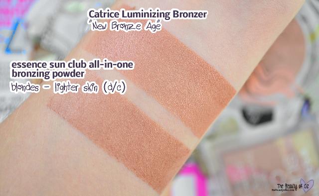 Review Catrice Lumination - Luminizing Bronzer