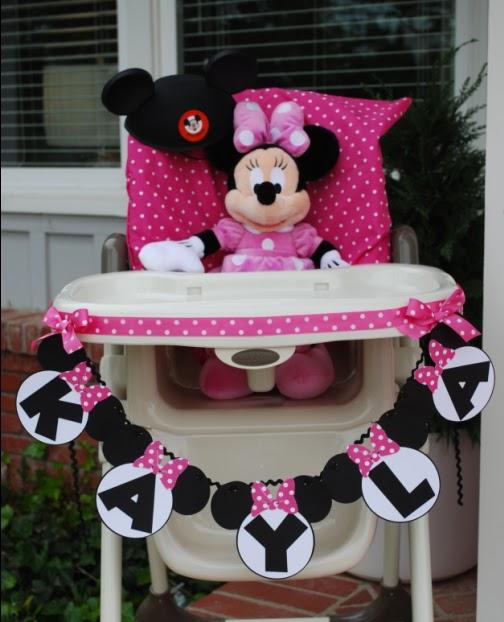 My Sweet Celebrations Minnie Mouse 1st Birthday