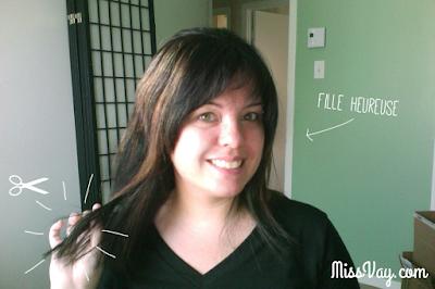 Miss Vay Véronique Allard blogueuse beauté québécoise